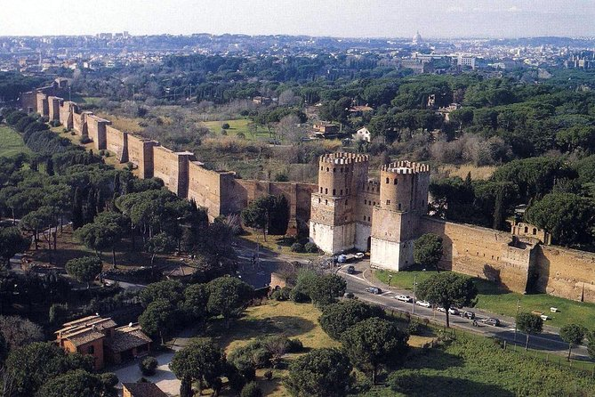 Kids friendly Guided Tour | Rome upon the Walls and Undergrounds Experience