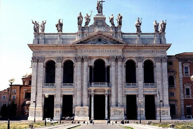 Bike Tour | The Seven Basilicas | Full experience to discover the Christian Rome