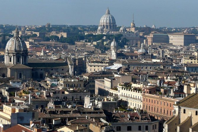 Special Combo tour: Panoramic views of Rome Bike Tour plus Colosseum Official Guided Tour Image