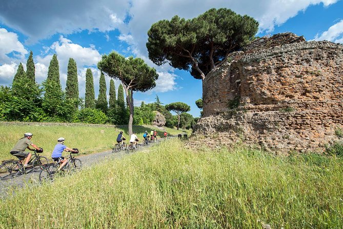 Appian way Bike private Tour | Rome Experience Off-the-beaten path Special Tour