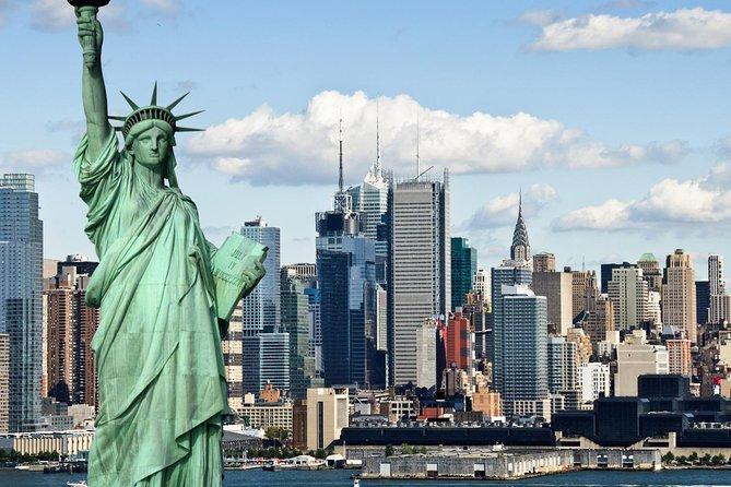 Visita turística privada por la ciudad de Nueva York y ferry de ida y vuelta