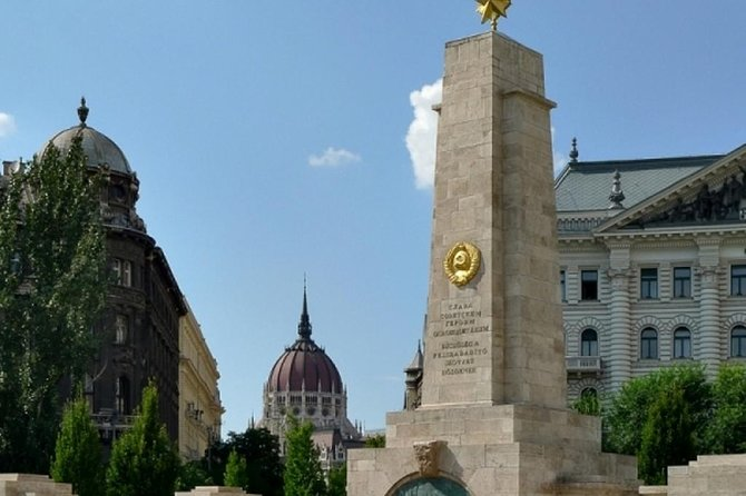 Private Budapest Communist Heritage Tour: Life Behind the Iron Curtain