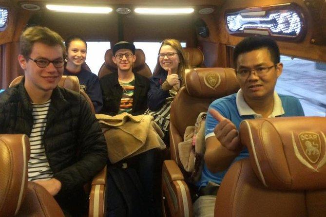 Hanoi to Sapa: Daily Express Bus