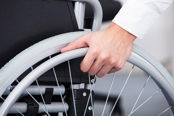 Wheelchair Accessible Transfer From-To Airport