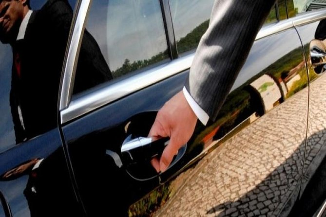 One-Way Premium Class Corfu Private Transfers