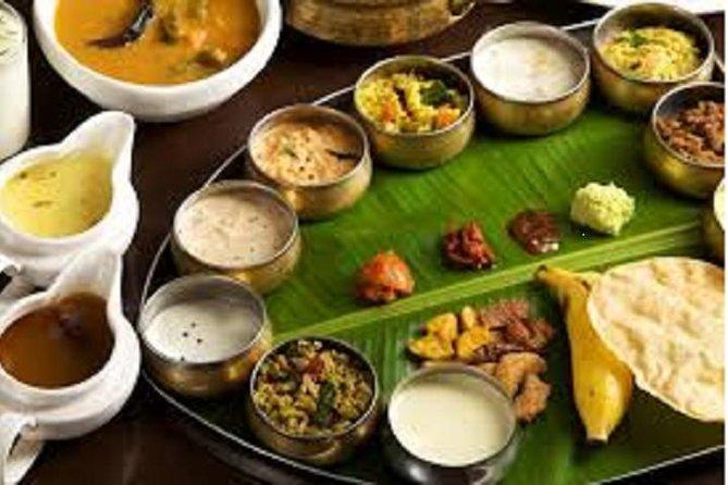 Ayurvedic Vegetarian Dining Experience in Kochi