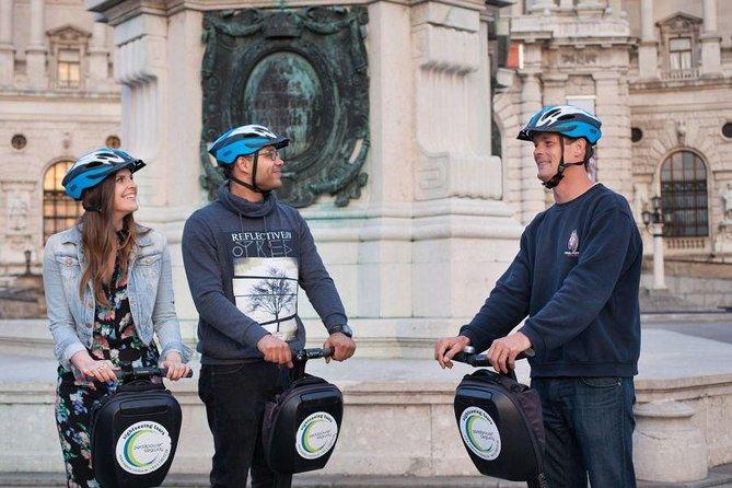 Excursão privada: Excursão de Segway pela cidade de Viena