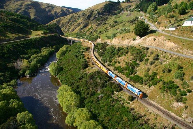 Tour de 3 días a Milford Sound, Te Anau, Taieri Gorge y Dunedin desde Queenstown