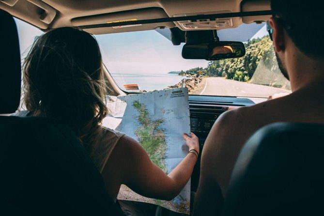 5 Tage Coromandel Explorer ab Auckland (muss 21 Jahre alt sein, um ein Auto zu mieten)