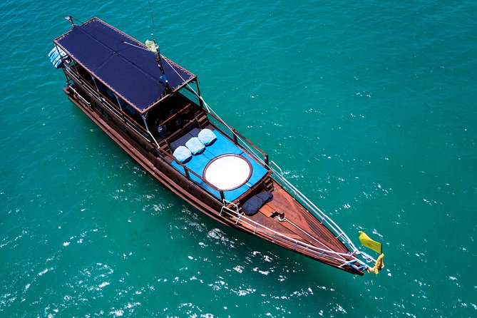 Private Half-Day Blue Dragon Yacht for Snorkeling Koh Tan & Visit Pig Island