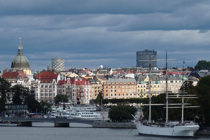 Stockholm shared group tour
