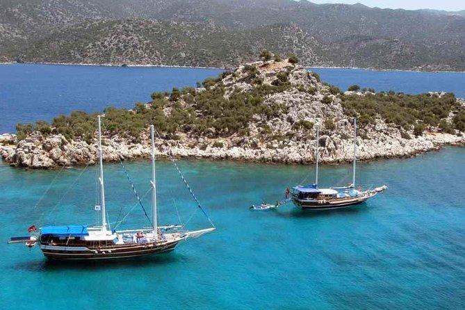 4 Day Turkey Gulet Cruise: Olympos to Fethiye