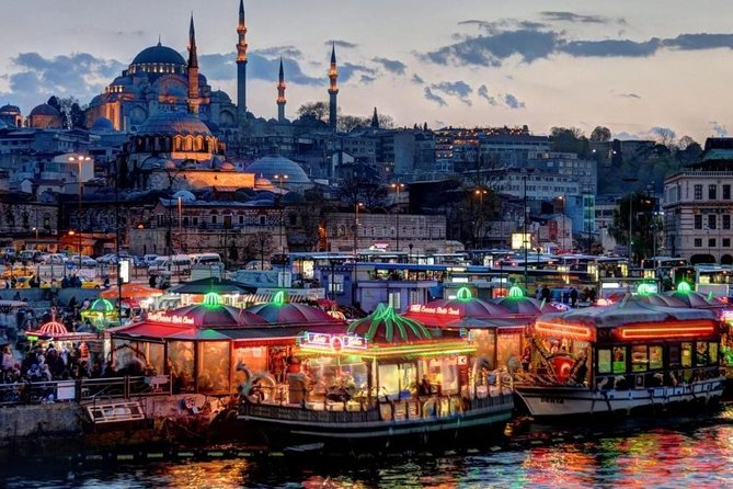 Guided Private Sightseeing Tour of Istanbul photo 4