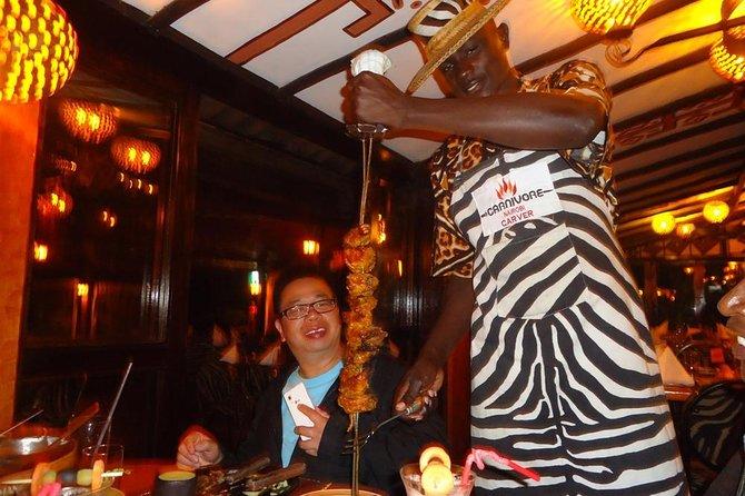 Carnivore Restaurant Dinner Experience in Nairobi