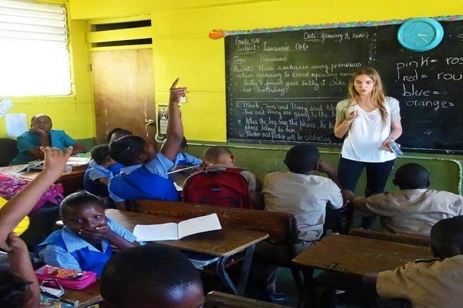 14days Volunteer Teaching in Kenya