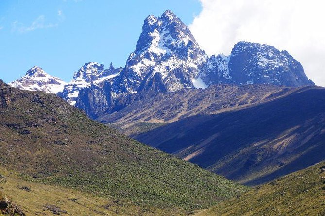 5-Day Hiking Mount Kenya Via Chogoria Route From Nairobi