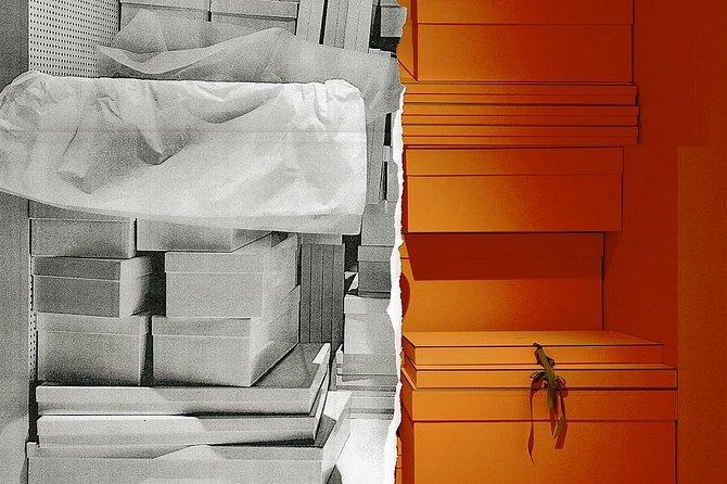 Margiela, les années Hermès Tour privado en el Musée des Arts Décoratifs