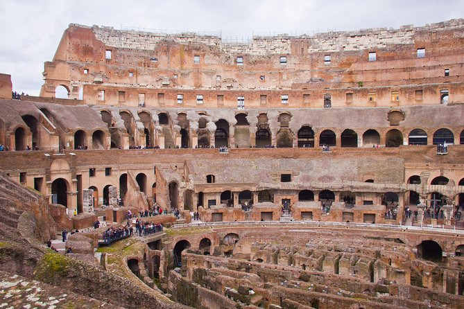 Colosseum en Ancient Rome Small-Group Walking Tour