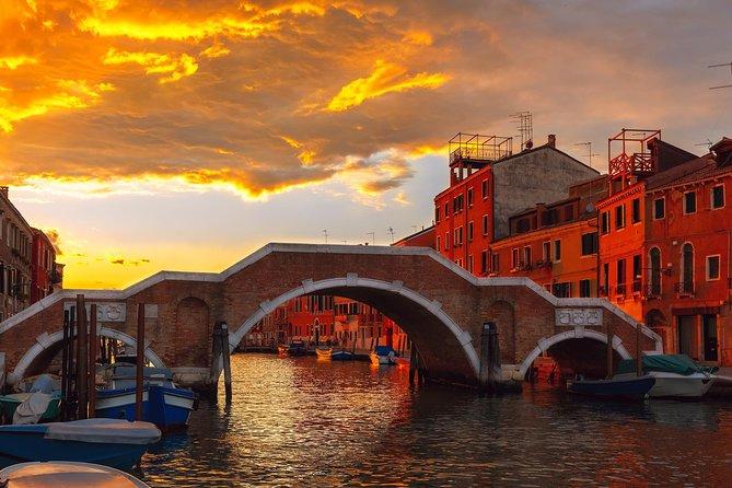 Jewish Ghetto and Cannareggio: Private Tour Of Venice