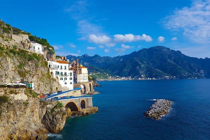 Amalfi Coast Day Trip From Naples Or Sorrento