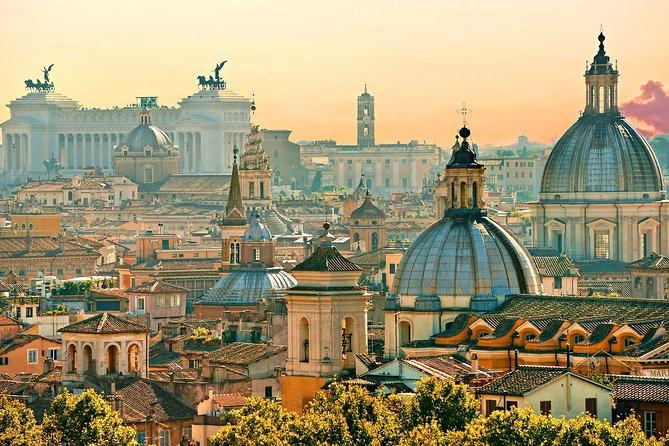 Overzicht van Rome Private Tour