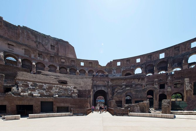 Luxury Semi Private Tour of Ancient Rome