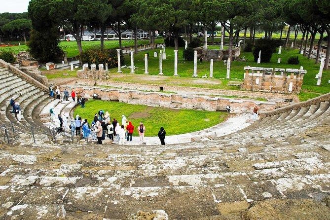 Private Walking Tour of Ancient Ostia: the Roman Pompeii