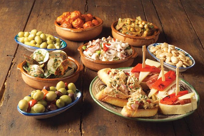 Private Guided Tapas Tour of Barcelona 2021