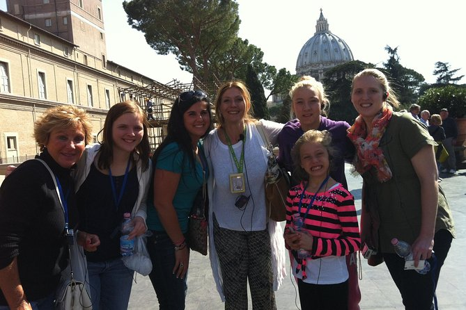 Supersaver: Early Bird Vatican Museums, Colosseum and Ancient Rome Guided Tour photo 8