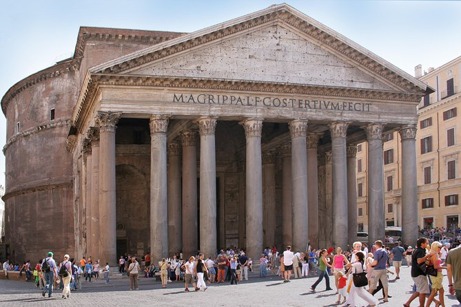Rome: Pantheon Family with Children Tour with Gelato