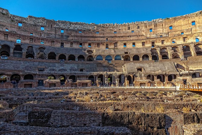 Sharing combo Tour: Vatican and Colosseum with Arena
