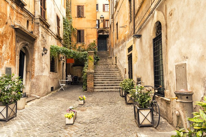 De schatten van Trastevere Private Walking Tour