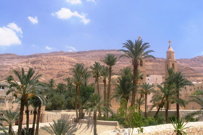 Private Full-Day Red Sea Monasteries Tour from Cairo