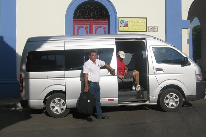 One-Way Private Transfer from Managua to San Juan del Sur