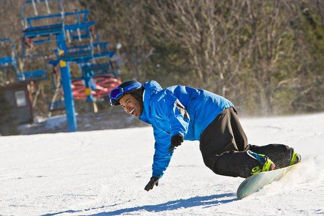 Poconos Ski and Snowboard Day Trip to Camelback Mountain