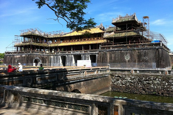 Private City Tour In Hue Including King Tombs And Citadel