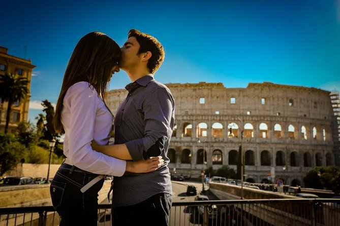 Professional Photographer and Driver Private Rome Tour