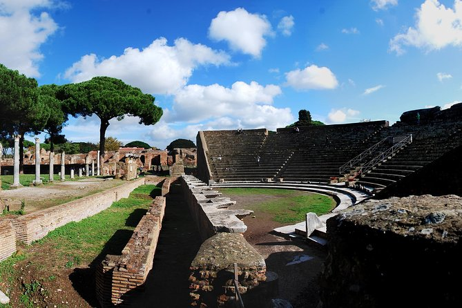 Ancient Ostia Ruins Roman Port of Ostia Antica Fullday from Rome photo 1