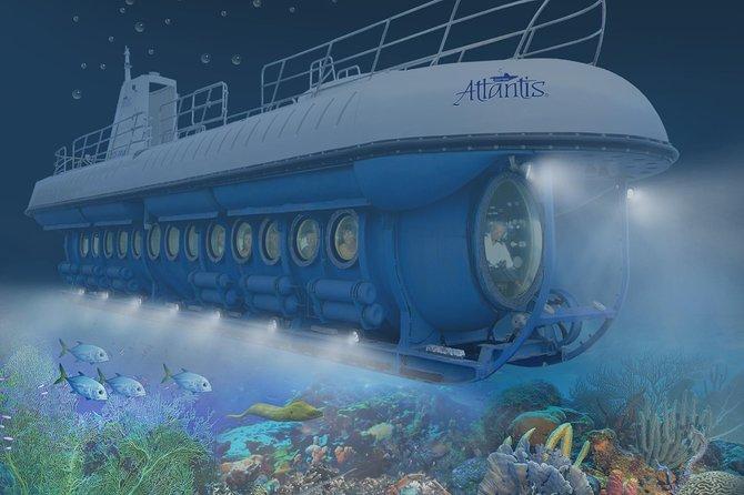 Atlantis Submarines Night Tour