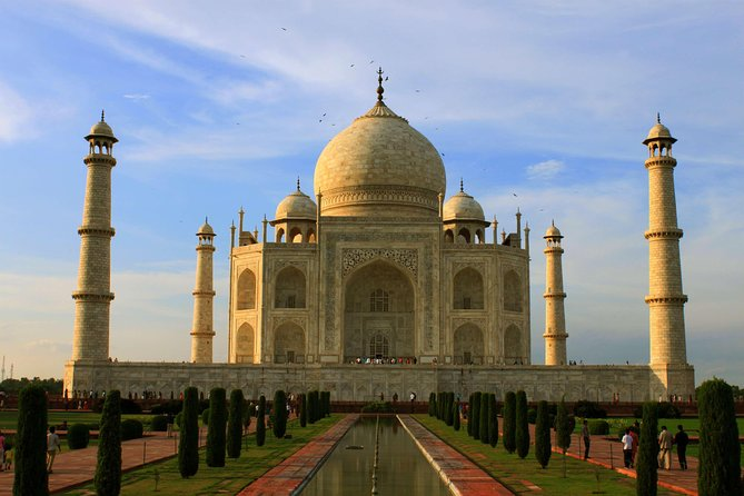 Same day tour to Agra at early morning from New Delhi
