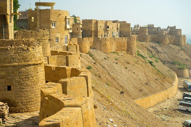 Full Day Sight Seen Tour of Jaisalmer