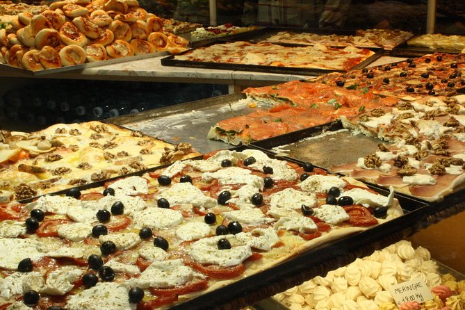 Milan : ITALIAN FOOD TOUR - 3h