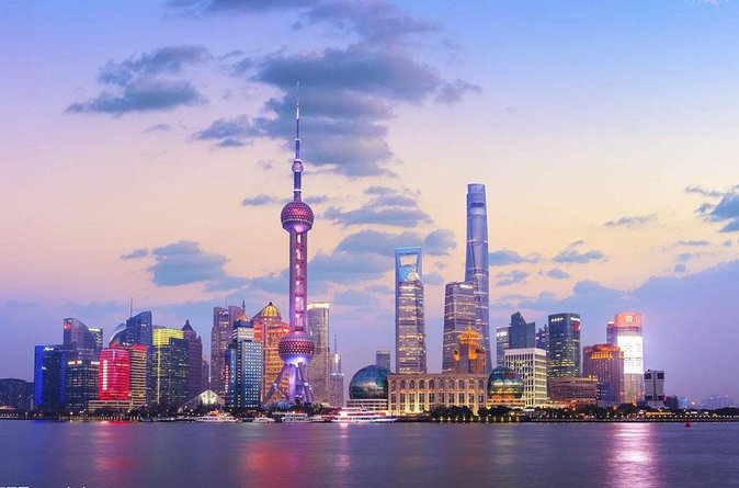 Shanghai Half-day Tour including The Bund and Xintiandi photo 1