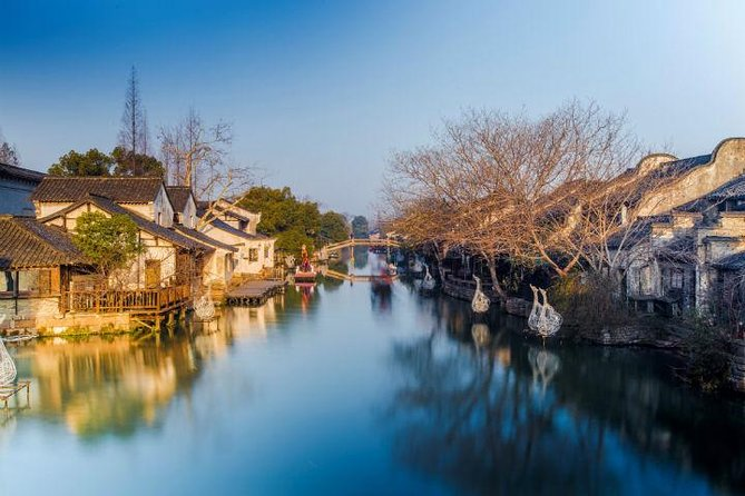 Wuzhen Water Village Tour From Shanghai Including The Boat Ride