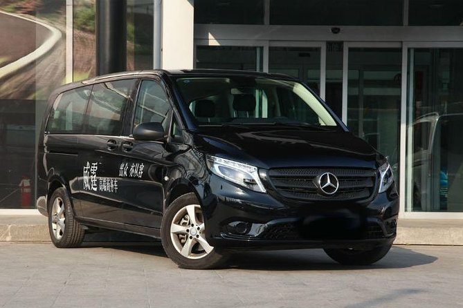 Chauffeur Service for Shanghai Business Trip