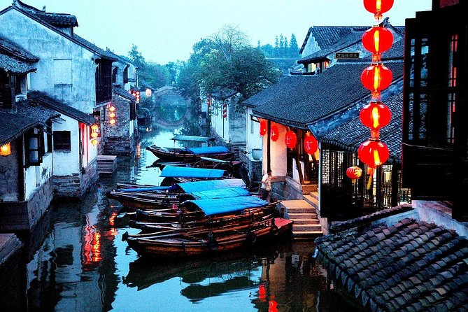 Zhouzhuang Water Village Tour From Shanghai With English Driver Guide