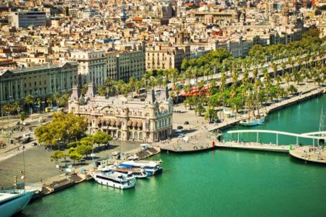 Barcelona Combo: Montjuic Cable Car and Montserrat Sightseeing Tour