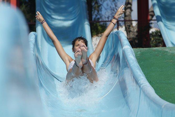 Entree Illa Fantasia water- en themapark met shuttle