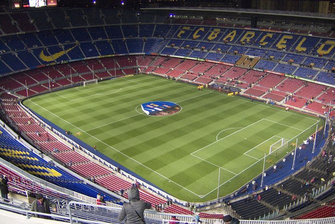 Camp Nou - F.C.Barcelona Open Date Ticket