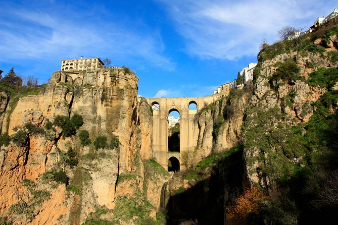Ronda & Setenil with Wine Tasting from the Costa del Sol